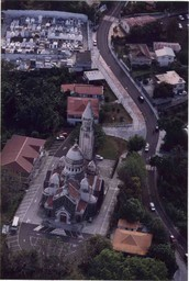 Fort-de-France. Martinique. Eglise du Sacré Coeur de Balata / Photographies de Philippe Bastin | Bastin, Philippe - photographe